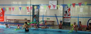 Swim program shanghai international learn swimming coach sport china csu