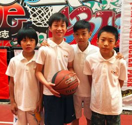 Basketball-Shanghai-Tournament-Match-Play