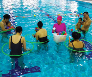 Toddler-Swim-Children-China-Shanghai